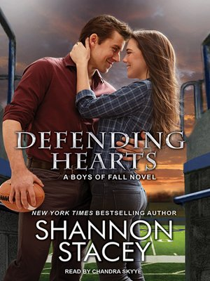 cover image of Defending Hearts