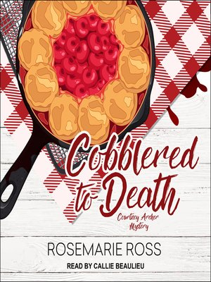 cover image of Cobblered to Death