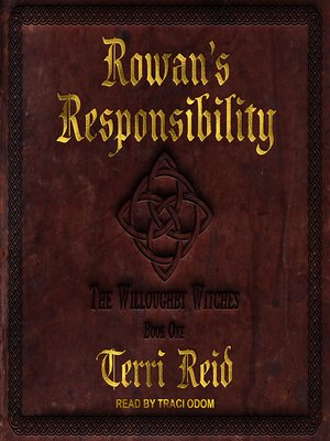 cover image of Rowan's Responsibility