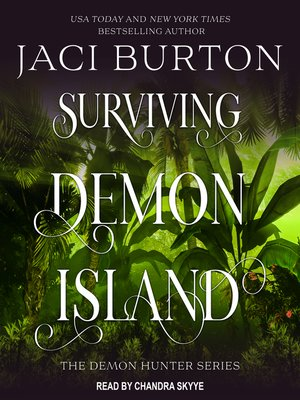 cover image of Surviving Demon Island