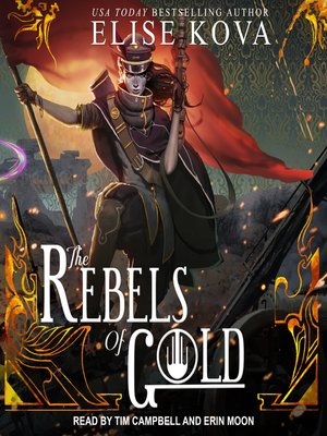 cover image of The Rebels of Gold