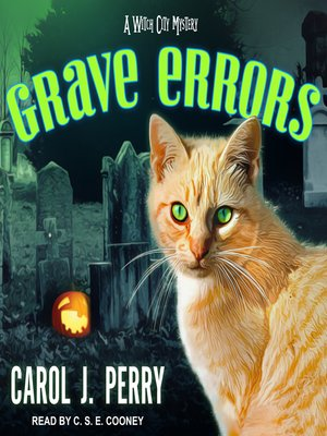 cover image of Grave Errors