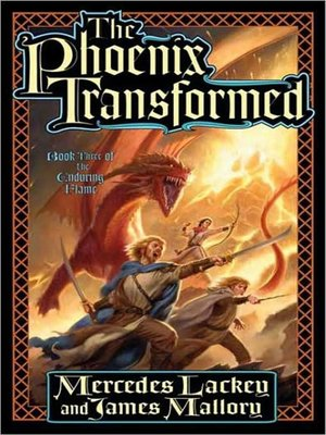 cover image of The Phoenix Transformed--Book Three of the Enduring Flame