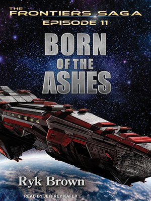 cover image of Born of the Ashes