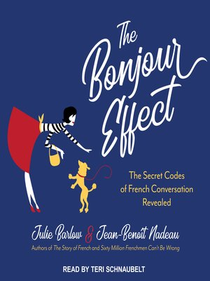 cover image of The Bonjour Effect