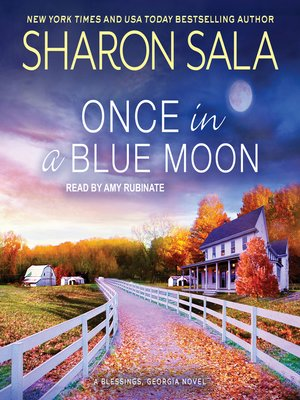 cover image of Once in a Blue Moon