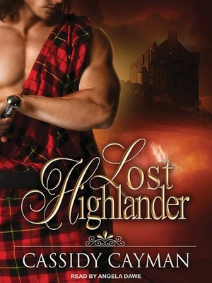 cover image of Lost Highlander Series, Book 1