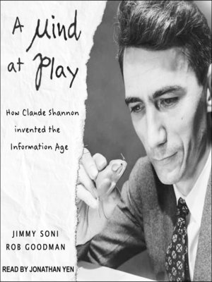 cover image of A Mind at Play