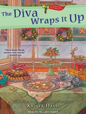 cover image of The Diva Wraps It Up