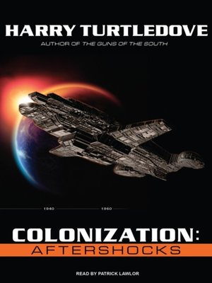 cover image of Colonization--Aftershocks