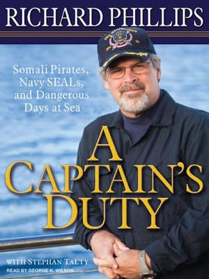 cover image of A Captain's Duty