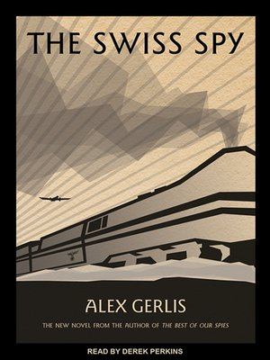 cover image of The Swiss Spy