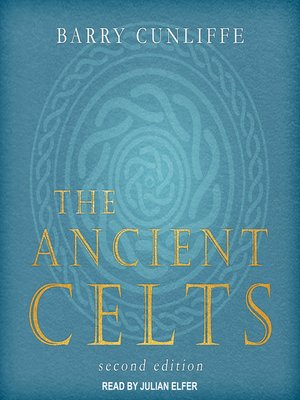 cover image of The Ancient Celts