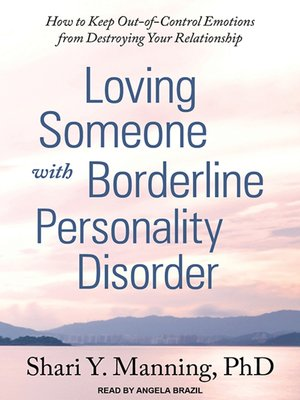 cover image of Loving Someone with Borderline Personality Disorder