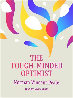 cover image of The Tough-Minded Optimist