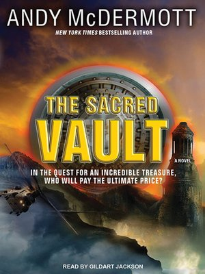 cover image of The Sacred Vault--A Novel