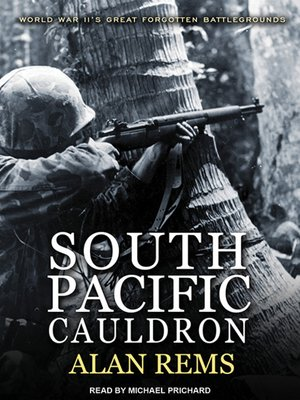 cover image of South Pacific Cauldron