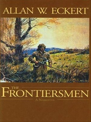 cover image of The Frontiersmen