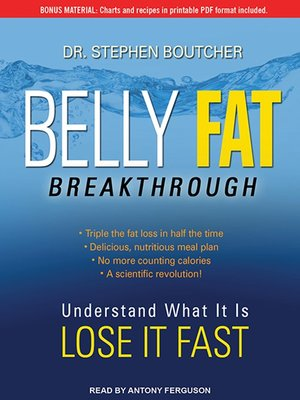 cover image of Belly Fat Breakthrough