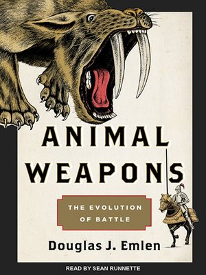 cover image of Animal Weapons