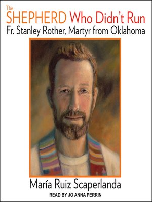 cover image of The Shepherd Who Didn't Run