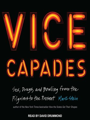 cover image of The Vice Capades