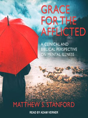 cover image of Grace for the Afflicted