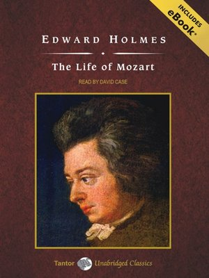 cover image of The Life of Mozart