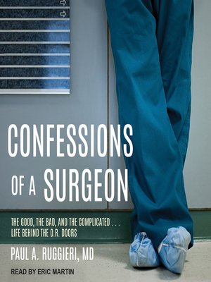 cover image of Confessions of a Surgeon