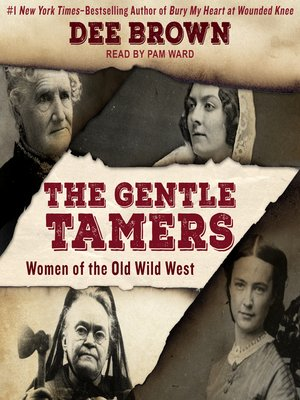 cover image of The Gentle Tamers
