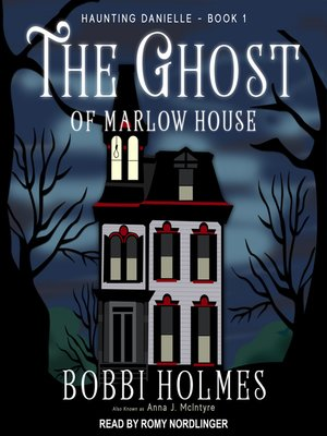 cover image of The Ghost of Marlow House
