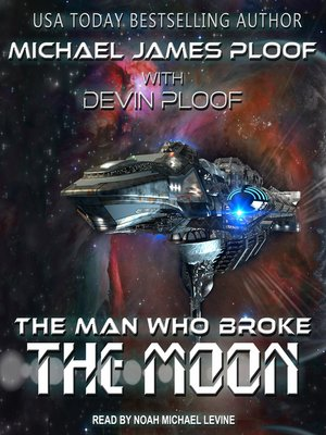 cover image of The Man Who Broke the Moon