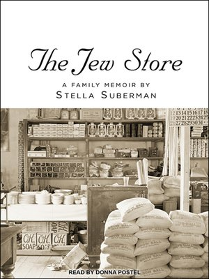 cover image of The Jew Store