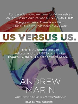 cover image of Us versus Us