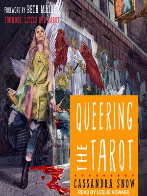 cover image of Queering the Tarot