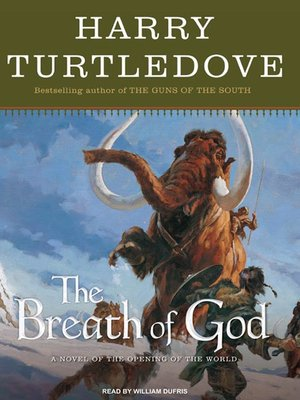 cover image of The Breath of God--A Novel of the Opening of the World