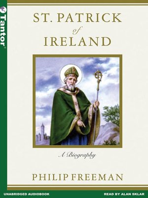 cover image of St. Patrick of Ireland