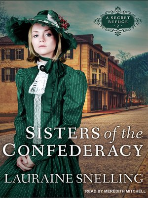 cover image of Sisters of the Confederacy