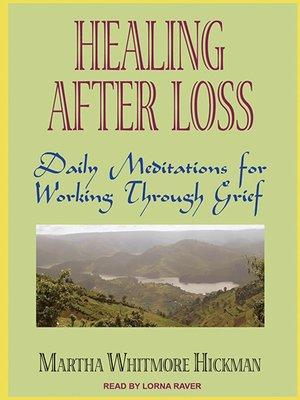cover image of Healing After Loss