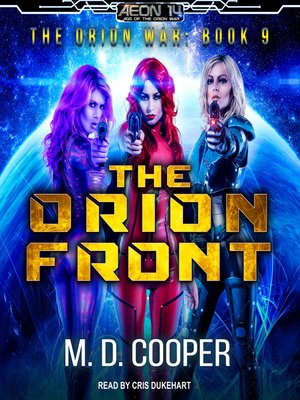 cover image of The Orion Front