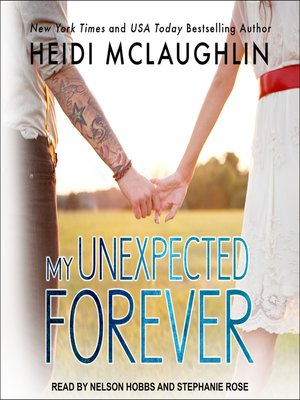 cover image of My Unexpected Forever