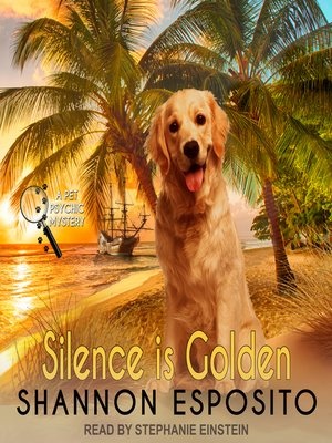 cover image of Silence Is Golden