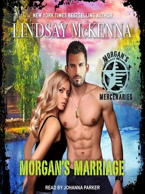 cover image of Morgan's Marriage