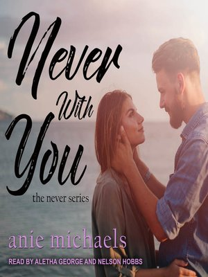 cover image of Never With You