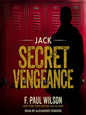 cover image of Jack--Secret Vengeance