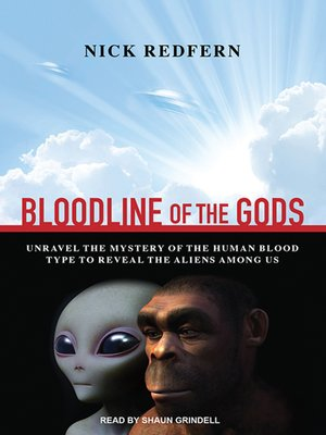 cover image of Bloodline of the Gods