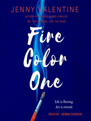 cover image of Fire Color One
