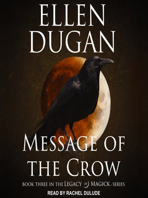 cover image of Message of the Crow