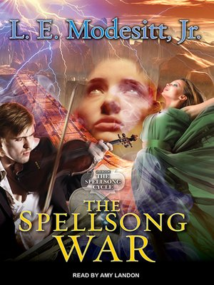 cover image of The Spellsong War