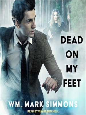 cover image of Dead on My Feet